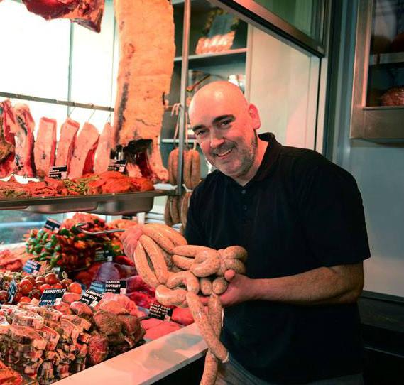 Culinaire slagerij De Kapblok