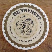Café De Vryheyt