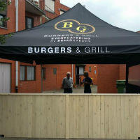 Bread Garden Burgers and grill