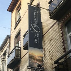 Hotel Du Comerce