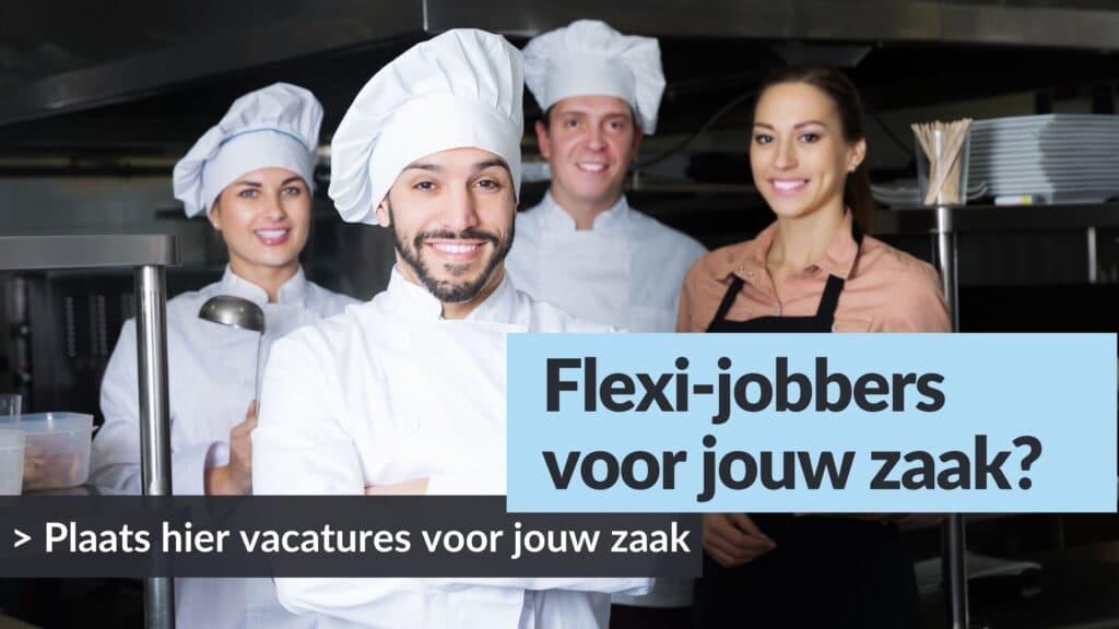 Flexi job vacature plaatsen